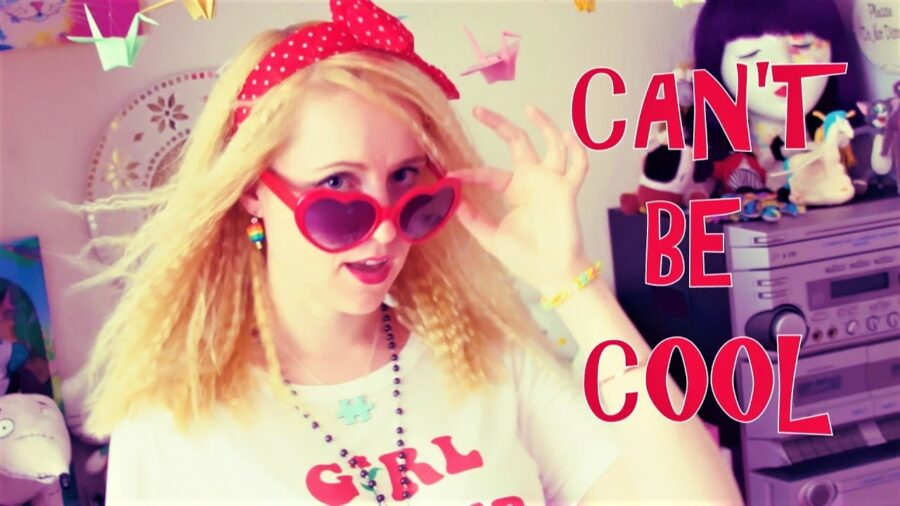 Louise Steel 'Can't be Cool' Music Video - Script Writer & Editor - Gatling Gun Productions - Siobhian R. Hodges Author